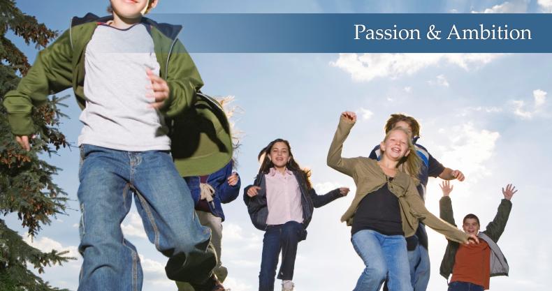 Passion & Ambition